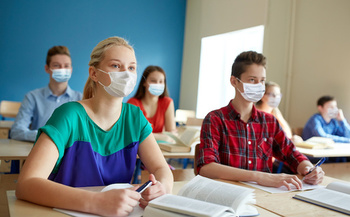 Many workers on the front lines of the COVID pandemic are Career and Technical Education graduates. (Syda Productions/Adobe Stock)
