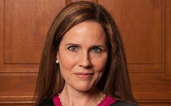 Senate confirmation hearings for Supreme Court nominee Amy Coney Barrett continue through Thursday. (Rachel Malehorn/Wikimedia Commons)