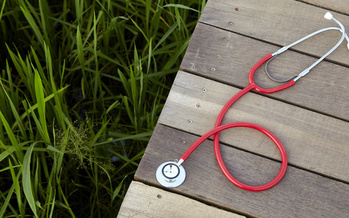 In addition to a dwindling number of hospitals, residents in rural America also face enhanced barriers in obtaining health-care insurance. (Adobe Stock)