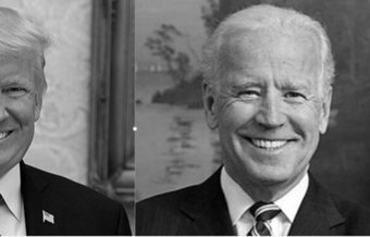 AARP conducted separate phone interviews with President Donald Trump and former Vice President Joe Biden. Their answers are posted online, side-by-side, on the AARP website. (uwwvmzjh8/Creative Commons)