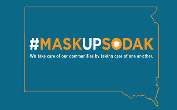 As COVID-19 ravages South Dakota, some medical groups have launched a campaign to promote mask wearing.  (Avera)