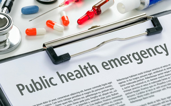 Some 50 Arizona doctors and nurses have signed an open letter declaring climate change a public health emergency. Nationwide, it got more than 4,300 signatures. (Kerbor/Adobe Stock)<br /><br />