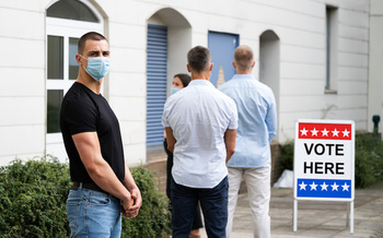 The group New Moral Majority says it believes voting with love and compassion can begin to heal a divided nation. (Andrey Popov/Adobe Stock)