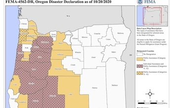 The deadline for Oregonians affected by wildfires to apply for assistance is Nov. 16. (FEMA.gov)