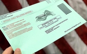 Elections officials have sent out more than 2 million mail-in ballots to Arizonans who plan to vote early in the Nov. 3 general election. (Flickr)