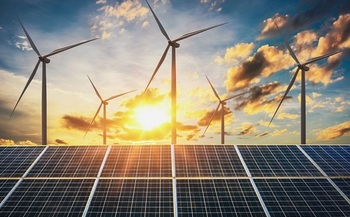 Under Arizona's proposed new energy-efficiency standards, coal- and gas-powered generation would be replaced by solar and wind energy by 2050. (lovelyday12/Adobe Stock)