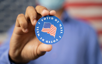 Courts have ruled mail-in Pennsylvania ballots postmarked by Election Day can be counted if they arrive by Friday, Nov. 6. (Lakshmiprasad/Adobe Stock)
