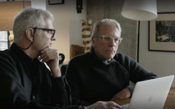 Un paciente de demencia temprana describe en un video la nueva herramienta en línea para tomar decisiones sobre el final de la vida. (Compassion & Choices)