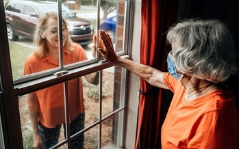 Senior health advocates such as AARP are concerned the current rise in the number of COVID-19 cases could increase the isolation of Arizona's nursing-home residents. (Ursula Page/Adobe Stock)
