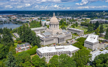 Climate action is sure to take many forms in the next Washington state legislative session, which begins on Jan. 11, 2021. (Reagan/Adobe Stock)