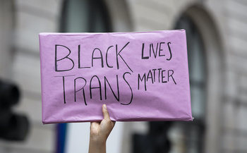 The Biden administration could take action to address rampant and increasing violence against transgender people. (ink drop/Adobe Stock)