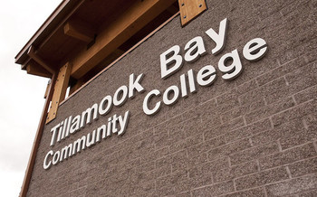 Tillamook Bay Community College partners with local industry to offer workforce training programs. (Lynn Ketchum/Oregon State University)