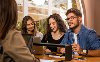 Almost 3.5 million Latinos are enrolled in colleges and universities across the country. (ikostudio/Adobe Stock)
