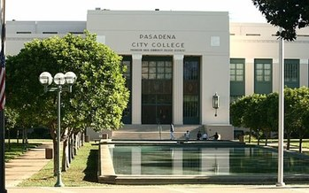 Pasadena City College is contributing to an Opportunity America survey to help develop programs to get job-seekers the education they need. (Prayitno/Wikimedia Commons)