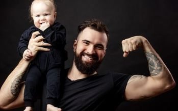 Healthy masculinity involves speaking out against abusive language and behaviors. (Adobe Stock)