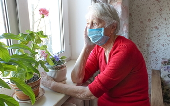 Older adults experiencing loneliness have a 32% increased risk of stroke, according to CDC studies. (Adobe stock)