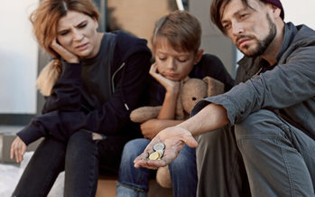 A new national report sheds light on the added struggles vulnerable families are facing during the crisis, including Wisconsin households with children. (Adobe Stock)
