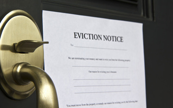 Nevada's new, state-level eviction moratorium requires tenants to fill out a declaration establishing that they meet the criteria. (tab262/Adobe Stock)