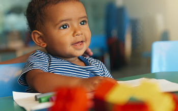Fewer than 1 in 10 North Carolina families receive any type of subsidized childcare from their employer, according to the North Carolina Early Childhood Foundation. (Adobe Stock)