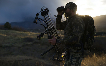 Hunters can help states with wildlife management plans by observing and reporting on the effects of climate change and other impacts on wildlife habitat. (Neil/Adobe Stock)