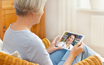The American Medical Association has voiced support for legislation that would increase access to telemedicine from all types of providers. (Adobe Stock)