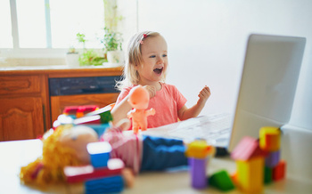 The pandemic has put the availability of child care and early learning in the spotlight. (Ekaterina Pokrovsky/Adobe Stock)