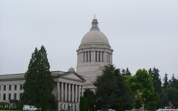 Washington state lawmakers are looking at a $3.3 billion budget shortfall through 2023. (Robert Ashworth/Flickr)