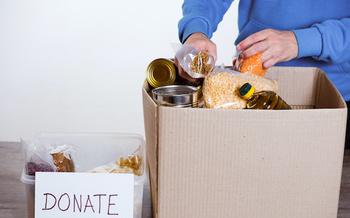 Idaho Foodbank has increased its food distribution by 44% during the pandemic. (bravissimos/Adobe Stock)