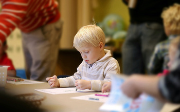 The governor's proposal would allow about 3,270 additional children to enroll in high-quality early learning programs. (Christin Lola/Adobe Stock)