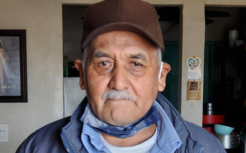 Don Pedro Montes Vargas is one of an estimated 27,000 undocumented seniors who could benefit from an expansion of Medi-Cal. (Health-Access CA)