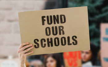 In 2019, Massachusetts lawmakers passed a law called the Student Opportunity Act to provide funding to bridge the gap between wealthy and low-income school districts. (AndriiKoval/Adobe Stock)