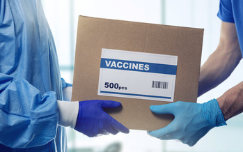 From September to December 2020, intent to receive COVID-19 vaccination increased from 39.4% to 49.1% among adults from various demographic groups, says research from the CDC. (Adobe Stock)<br />