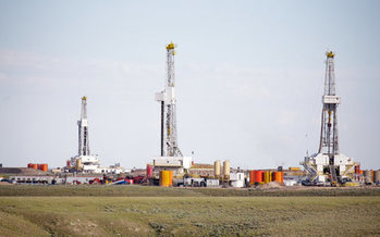 A bill would ban new fracking projects in California. (Jens Lambert/iStockphotos)