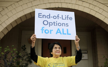 Activist Dolores Huerta has joined the nonprofit Compassion & Choices in advocating for passage of the Elizabeth Whitefield 'End-of-Life Options Act' in the New Mexico Legislature. (Geralt/Pixabay)