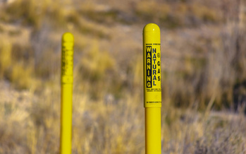 Environmental groups say fracking for natural gas can lead to freshwater pollution, as well as fragmentation of forests, wilderness and grasslands. (Jason/Adobe Stock)