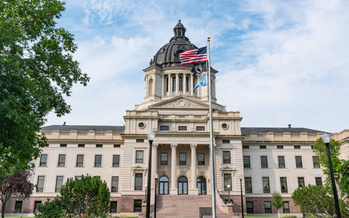 If South Dakota's attorney general is removed from office, it would be the first time in state history that a state official would be impeached. (Adobe Stock)