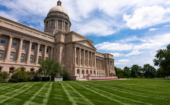 Before the Kentucky General Assembly adjourns this month, lawmakers in Frankfort are pushing tax-break legislation that could cost the state hundreds of millions of dollars. (Adobe Stock)