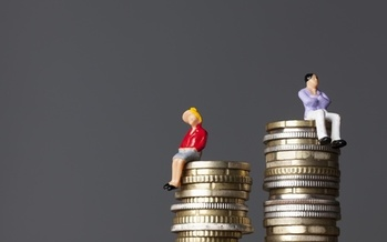 Full-time working women earn on average $891 a week compared with men's earnings of $1,082. (Adobe Stock)