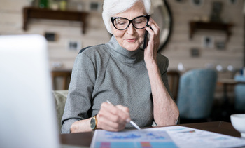 Women between the ages of 75 and 79 are three times more likely than men to be living in poverty, according to the National Institute on Retirement Security. (Adobe Stock)