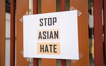 More than 3,700 hate crimes against members of the Asian American or Pacific Islander community were reported between March 2020 and late February 2021. (wachiwit/Adobe Stock)
