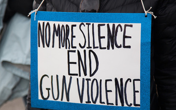 Gun-safety advocates are urging Congress to pass the first major federal gun control laws in two decades. (JP Photography/Adobe Stock)