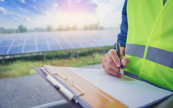 A new report said tax changes in the proposed state budget would benefit the state and local communities, and accelerate the move to renewable energy. (Panumas/Adobe Stock)