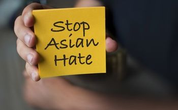 While hate incidents have been on the rise, Asian American groups say the issue runs deeper, and suspect many incidents go unreported due in part to tracking problems within law enforcement. (Adobe Stock)<br />