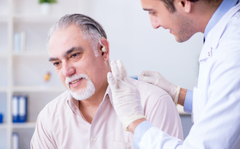 Hearing loss affects 48 million Americans, but people wait an average of seven years before getting treatment. (Elnur/Adobe Stock)