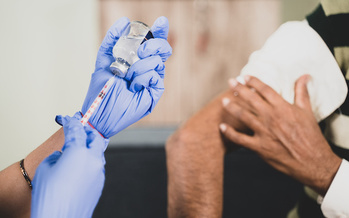 The COVID-19 vaccine is especially important for Oregonians 50 and older, who account for more than 95% of virus deaths. (Lakshmiprasad/Adobe Stock)