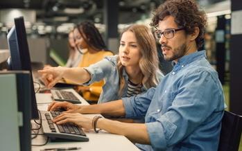 El nuevo programa G3 de virginia, permite a estudiantes elegibles de bajos ingresos que califican para becas Pell, recibir becas de apoyo para mejorar sus habilidades laborales. (Adobe Stock)