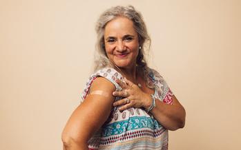 Hasta ahora, alrededor del 24% de los residentes de Kentucky han sido completamente vacunados contra COVID-19, según los CDC. (Adobe Stock)