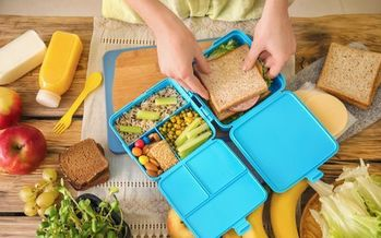Backers of increasing state investment in Minnesota's Farm to School lunch program say in states like Oregon, a similar program is benefiting local economies. (Adobe Stock)