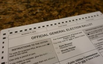 Iowa was among many states this year to see conservative lawmakers push for voting restrictions in light of last year's presidential election. (Adobe Stock)