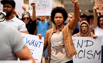 Mass protests erupted last summer over the killings of George Floyd and Breonna Taylor. (Adobe Stock)<br />